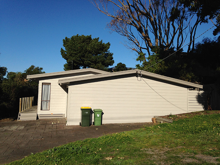 Exterior House Painting - Cape Paterson - Pentland Painting