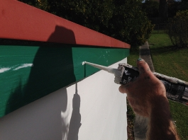 Preparation Work - Pentland Painting