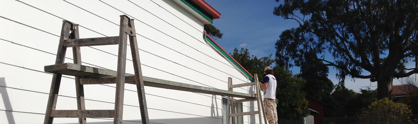 House Painting - Exterior - Penland Painting